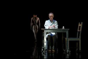 Kristina Stanek als Orfeo