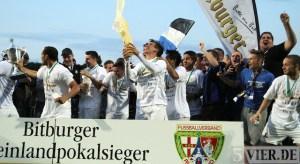 Pokalfinale 2014 Eintracht Trier - SG Altenkirchen, Foto: www.5vier.de - 5VIER