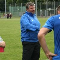 20140506 Testspiel Eintracht Trier, Nebenplatz Moselstadion, Jens Kiefer, Foto: 5vier.de - 5VIER