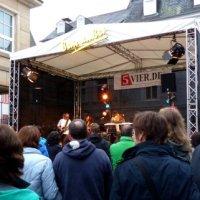 Altstadtfest 2014, Bühne Brotstraße, Foto: Marie Baum - 5VIER