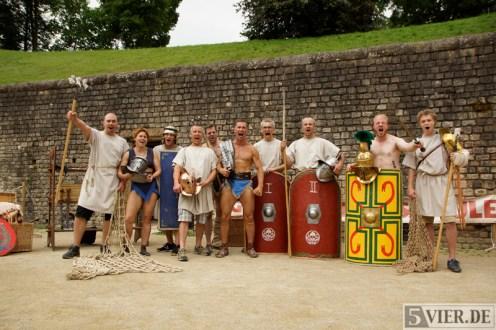 Gladiator 23, Foto: Stefanie Braun - 5VIER