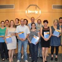 Die Trierer Handwerkskammer hat 29 Ausbilder nach AEVO qualifiziert. Foto: Handwerkskammer Trier - 5VIER