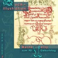 Werner Persy Ausstellung, Foto: Universität Trier - 5VIER