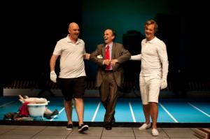 Miedreich, Nix und Brunhoeber (v.l.n.r.)   Foto: Marco Piecuch