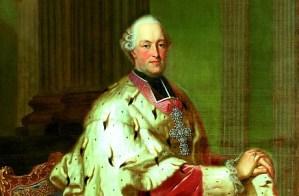 Heinrich Foelix: Porträt des Kurfürsten Clemens Wenzeslaus von Sachsen, Ölgemälde, 1772. Foto: Stadtmuseum Simeonstift - 5VIER