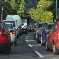 B 49 durch Trier - Fahrer wissen nicht immer, ob sie gerade eine Bundes-, Landes- oder Kreisstraße benutzen. Foto: HWK - 5VIER