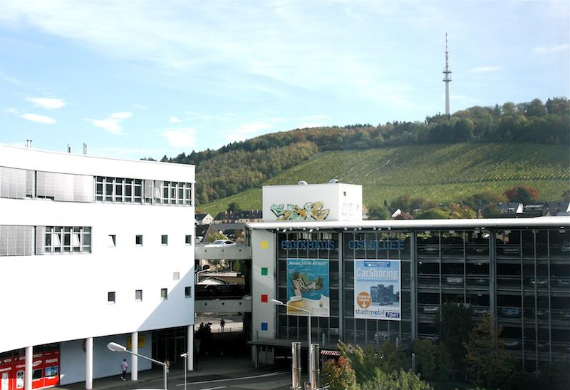 Parkhaus Ostallee - 5VIER