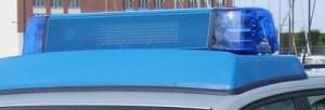 Polizeiblaulicht - 5VIER