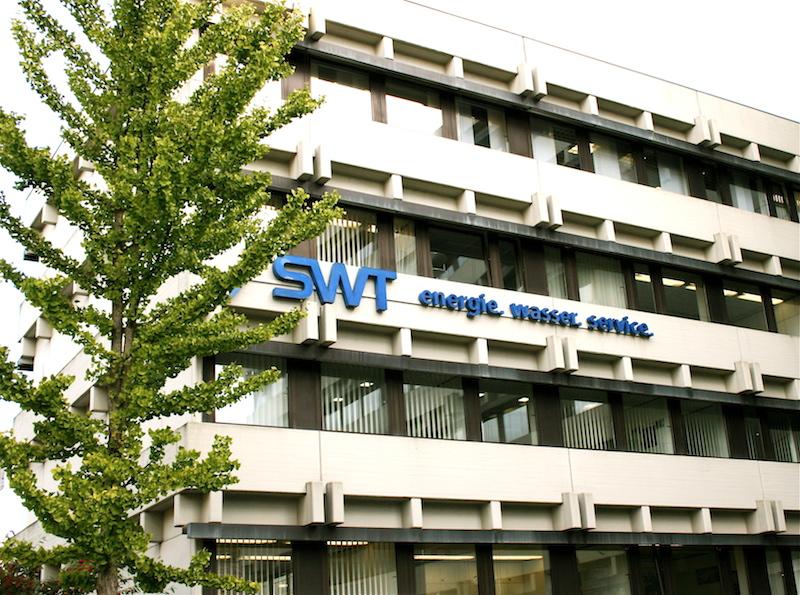 Stadtwerke Trier Hauptgebäude - 5VIER