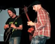 Strings'n'Stories: Morgan Henx und Paul Hilger.