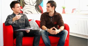 Felix Schramer im Interview mit Maximilian Ossweiler - 5VIER