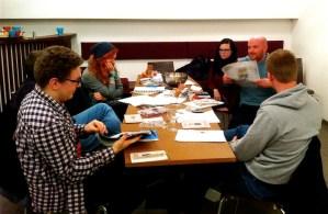Trierer Poetry Slam Workshop - 5VIER