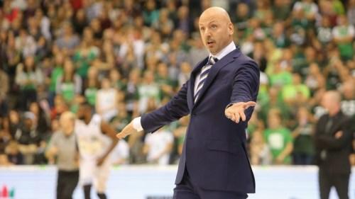 Kann man ihn eines Besseren belehren? Obradovic's Aussage klingelt noch in den Trierer Fan-Ohren. Foto: Thewalt