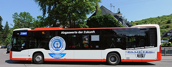 Bus, Busse, SWT, Stadtwerke Trier, - 5VIER
