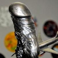 Bronze penis1 - 5VIER