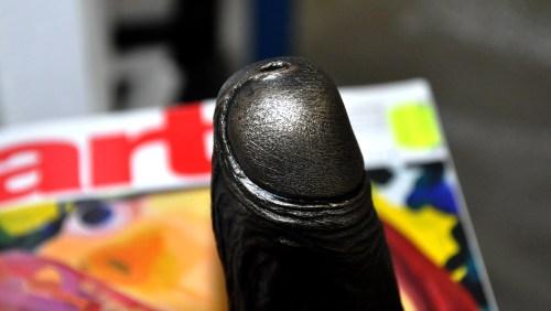 Bronze penis2