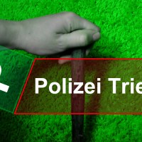 Polizei Knochen Titel - 5VIER