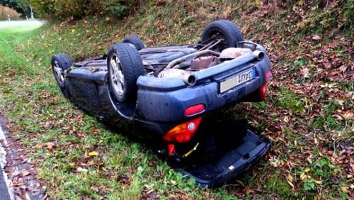 Unfall Prüm
