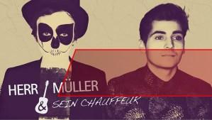 Herr Müller Titelbild - 5VIER
