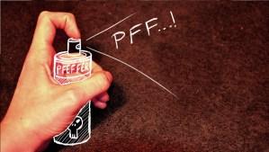 Pfefferspray Text - 5VIER