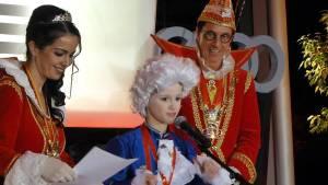 Karneval ist Klavier, Karate und Leon Christen - 5VIER