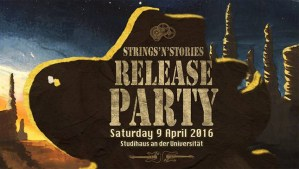 """Strings'N'Stories"" im Studihaus"