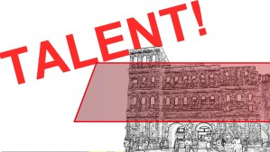 Talentierte Flüchtlinge – Talentcampus