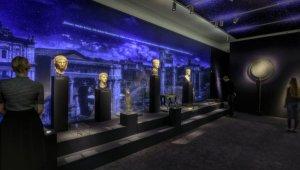 Nero-Ausstellung, Foto: GDKE-Rheinisches Landesmuseum Trier, Th. Zühmer  - 5VIER