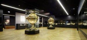 Trierer Museumsnacht, Blick in die Schatzkammer, Foto: Schatzkammer der Stadtbibliothek - 5VIER