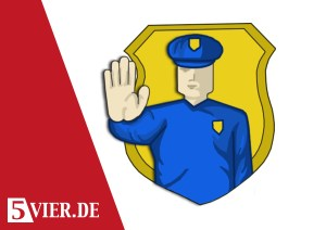 Großeinsatz, Polizei