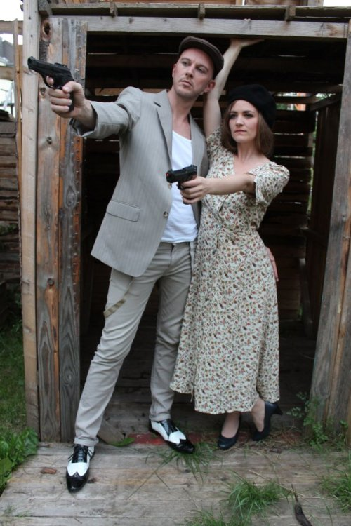 Bonnie & Clyde (Musical), Foto: TUFA e.V.