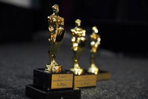 """Foto: Motiv """" Die drei MITL Kurzfilm-Oscars. Wer wird in diesem Jahr als Preisträger die begehrte Auszeichnung mit den Preisgeldern erhalten? Bis zum 19. Oktober fällt die Entscheidung per Online-Voting und Jury-Urteil."""""""
