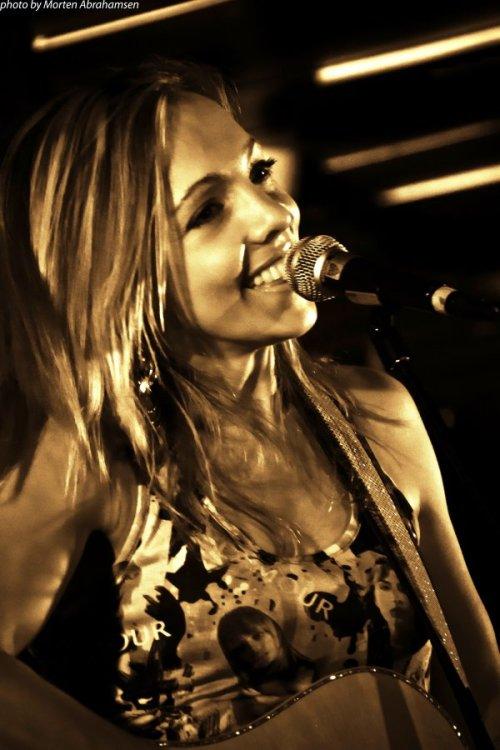 Melanie Dekker, Foto: TUFA Trier