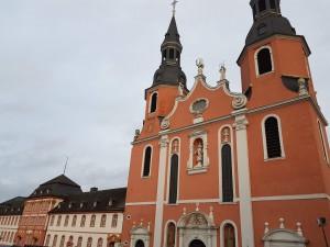 Die Basilika in Prüm