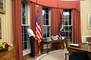 (Official White House Photo by Pete Souza)  - 5VIER
