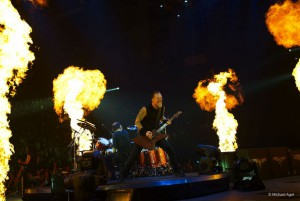 Live-Gewalt - Metallica (Foto: Universal Music)