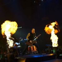 Live-Gewalt - Metallica (Foto: Universal Music) - 5VIER