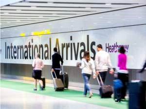 Beim Umsteigen muss man sich in der Regel zum Glück nur ums Handgepäck kümmern. (Foto: Heathrow Airports Limited)
