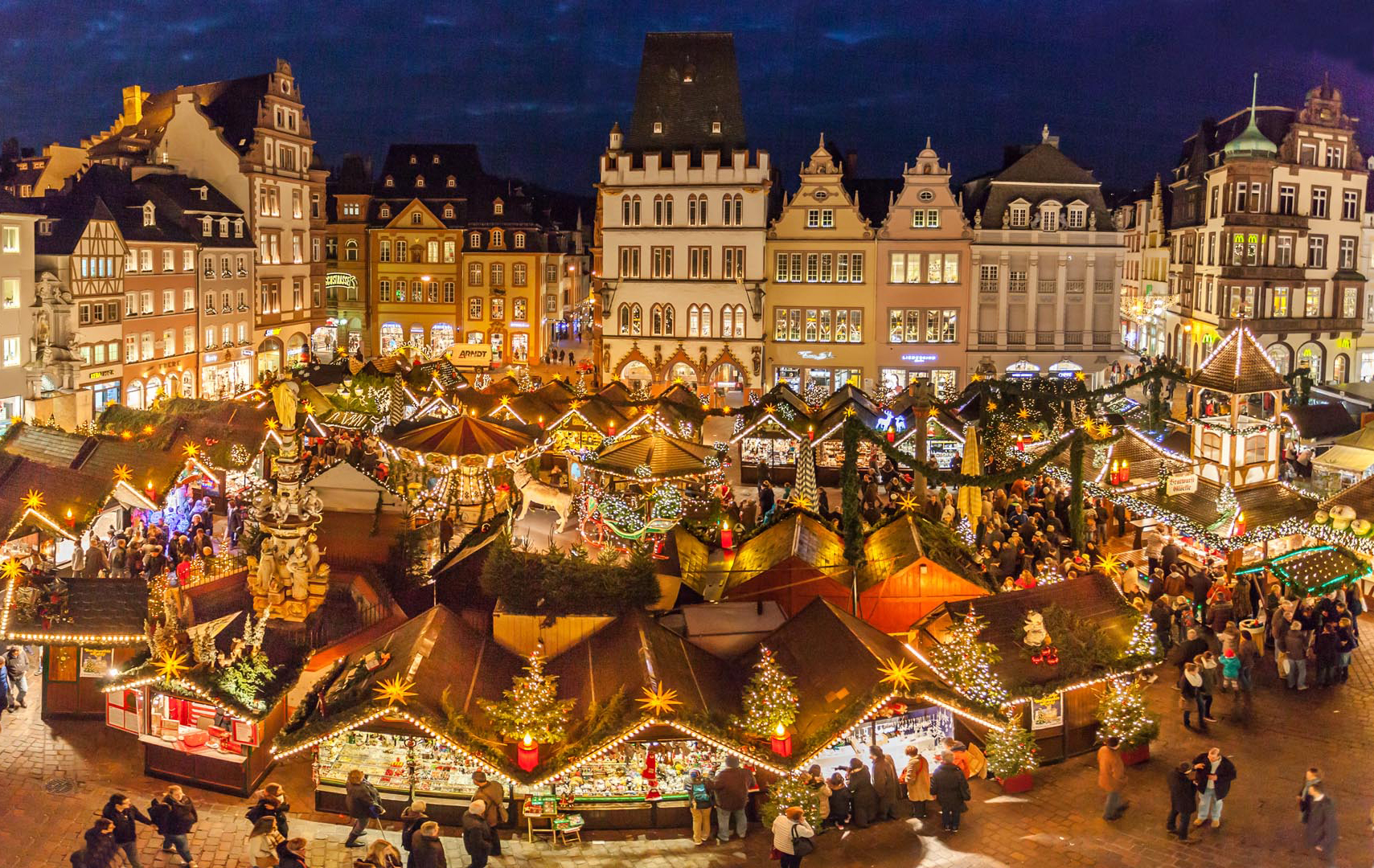 Weihnachtsmarkt Rastatt 2021
