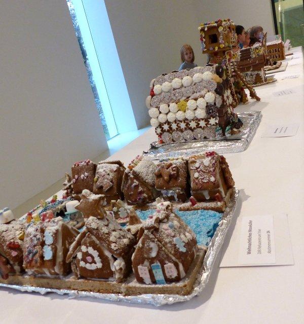Lebkuchenwettbewerb im Stadtmuseum Simeonstift