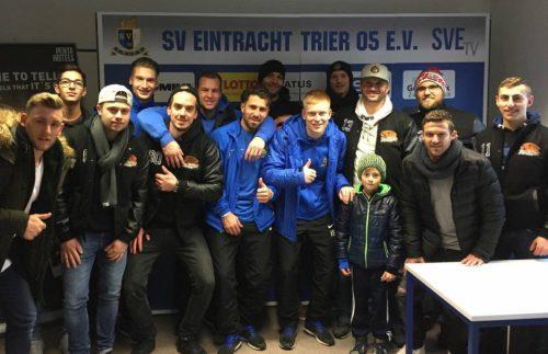 Sieg gegen Darmstadt, Foto: Eifel-Mosel Bären