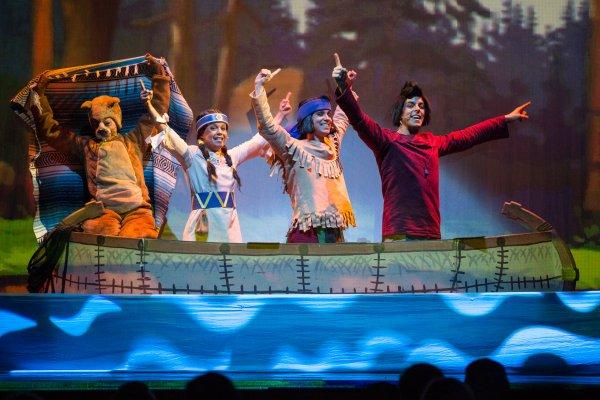 Yakari dass Live-Musical, Foto: Dreamcatcher Live Entertainment