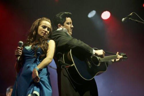 Johnny Cash and June Carter, Foto: Kultpolis GmbH