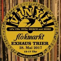 Vinyl Flohmarkt - 5VIER