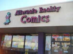 Alt Reality comics - 5VIER