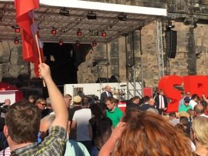 Martin Schulz zu Gast in Trier