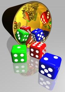 Sportwetten oder Casino-Spiele
