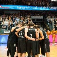 Heimspiel der RÖMERSTROM Gladiators Trier gegen Phoenix Hagen