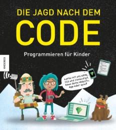 Die Jagd nach dem Code in der Bücherecke