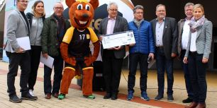 Pressetermin der Handball-Weltmeisterschaft der Frauen in Trier